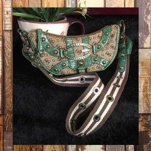 *GUESS* Y2K Mini bag. Authentic. Lucca RH702307
